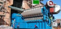 Used Wartsila 12V32LNE Generators For Sale