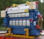 4 units NEW WÄRTSILA 6L26 Generator Sets